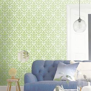 グリーンの壁紙
